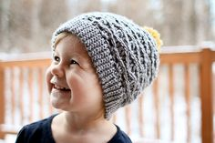 Crochet Hat Patternmamachee