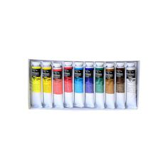 Winsor & Newton Artisan Oils are economically priced, and water-soluble. They clean up with just soap and water, eliminating the need for harsh solvents. Specially developed to appear and work like co
