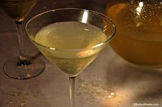 Winter White Spiked Punch Recipe