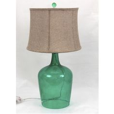 Lampara Green Lamp Light, Lamps, Table Lamp, Candles, Lighting, Ideas, Home Decor, Entry Hall, Colors