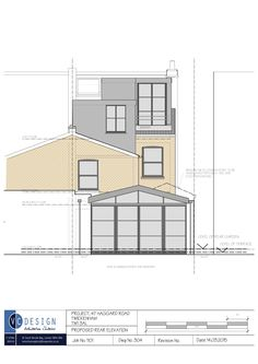 Yeah! Planning Granted today for side return with wrap around rear extension 3m deep in Twickenham. Loft extension within 50 cubic so Permitted Development ( certificate issued within 3 weeks!) Planning application through in less than 7 weeks - things are looking up at Richmond Council!