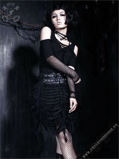 Dead Can Dance skirt   Gothic, Steampunk, Rock, Fetish, and other Alternative fashion retail and wholesale apparel & accessories