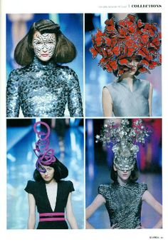 Fashion Blog / Remembering Alexander McQueen by COLOURlovers :: COLOURlovers