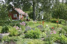 Trägårdet på Åland