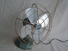 Vintage Berste Mfg. Zero Fan made in Canada by DivaInTheDell, $35.00