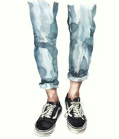 Aquarell – Emma Fisher Zeichnungen zu malen – Art by Angela Tatli – Wallpaper Watercolor Illustration, Watercolour Painting, Painting & Drawing, Shoe Illustration, Illustration Artists, Fashion Illustrations, Watercolor Paintings Tumblr, Watercolors, Watercolour Drawings