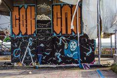 Berlin, Street Artists, Urban Art, Graffiti, Graphic Design, Artwork, Art Work, Work Of Art, Street Art