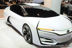 Honda Fuel Cell!!