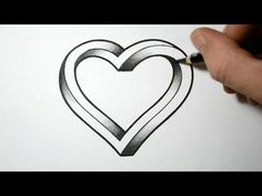 How To Draw Fancy Swirly Italic LOVE YOU Letters - YouTube