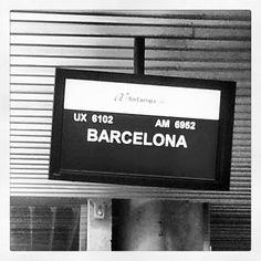 #vuelo #barcelona #aeropuerto #palma #aireuropa #vuelta #finvacaciones #igers @Andrea Kidwell  #webstagram