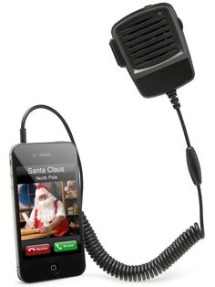 CB Radio iPhone Handset
