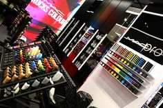 A Tour and (Reverse Eyeliner) Makeover at the New Flagship MAC Pro Store at 45 Powell Street in San Francisco