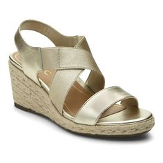 d0312328046a Shop the latest collection of Vionic Women s Tulum Ainsleigh Backstrap  Heels   Ladies Wedge Sandals Concealed Orthotic Support from the most  popular stores ...