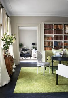ECJ, interior design