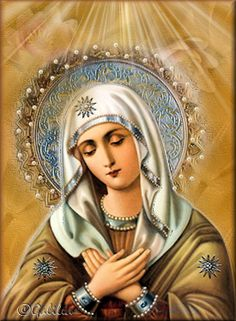 Testimonials to Grow: Pictures Virgin Mary I Mama Mary, Mary I, Mary And Jesus, Holy Mary, Religious Images, Religious Icons, Religious Art, Mother Pictures, Jesus Pictures