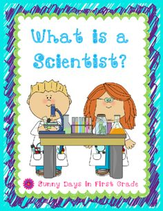 What is a Scientist? Shared Book and Reader Science Articles, Science Topics, What Is An Engineer, First Grade, Grade 1, Alternative Energy Resources, What Is A Scientist, Science Classroom, Classroom Ideas