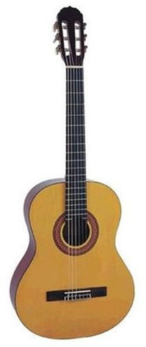 FALCON 3/4 SIZE NYLON STRUNG CLASSICAL GUITAR FOR STUDENTS - NATURAL   Check out this item and the rest of our range, at www.CandyAppleRedGuitars.com or call us at the shop in Kenmare on 00353 646640090