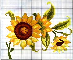 Embroidery Hoop Art, Cross Stitch Embroidery, Embroidery Patterns, Knitting Patterns, Sewing Patterns, Cross Stitch Charts, Cross Stitch Patterns, Cross Stitch Flowers, Canvas Patterns