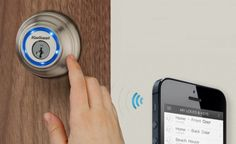 Unlock Door using Smartphone