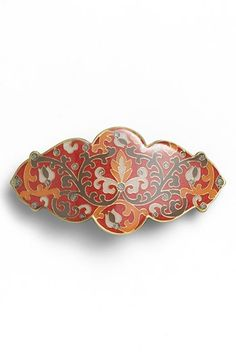 L. Erickson 'Grenada' Barrette available at #Nordstrom; $168 as of 7/28/14