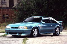 1991 Saleen Mustang