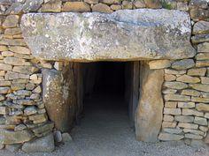 Locmariaquer: Le dolmen de la Table des Marchands