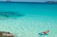 St John has some of the finest shallow water snorkeling on the planet. TOP PICKS here: http://stjohn-beachguide.com/snorkeling-on-st-john/