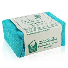 Let your skin to feel happy by using this Rustic Art Organic Cucumber Soap. This organic soap has powerful agents which really help to provide nourishment and other effective results to the skin. This organic soap contains all those essential oils which are actually required by the skin and these oils provides all benefits to the skin further making the skin soft, smooth and supple. It is available in 100gm packing.for more @ sco.lt/4pUUYj