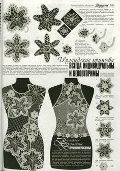 Häkelanleitungen - Duplet No. 84 Russian crochet patterns magazine - ein Designerstück von Duplet bei DaWanda