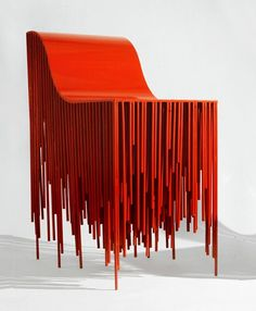 The Holy Ghost Chair | Red Dot Design Award for Design Concepts #ChairArt
