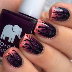 Fall Nail Art Designs You'll Love ★ See more: https://naildesignsjournal.com/fall-nail-art-designs/ #nails #ad