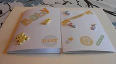 New arrival cards/Welcome baby cards/new infant cards/