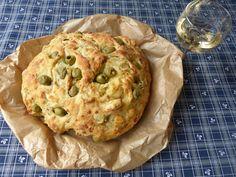 Recepty pro radost: Italský chléb focaccia: Zamilujete se při prvním soustu!