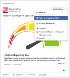 Save time and effort on better campaign performance by staying up-to-date on the best spy tools and resources for Facebook ads research.  Discover some of the best related tips and tools that will keep you ahead of your competition via Klient Boost: http://j.mp/2o1JxPe - http://ift.tt/1HQJd81