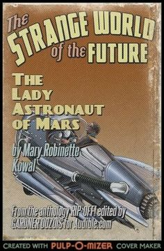 The Lady Astronaut of Mars