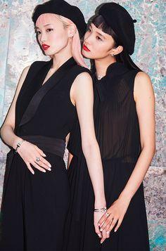magic of new york, vogue girl japan Star Fashion, Girl Fashion, Yuka, Human Poses Reference, Asian Hair, Body Poses, Attractive People, Japan Fashion, Girl Model