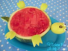 15+ of the Best Watermelon Ideas for Kids!! - Kitchen Fun With My 3 Sons