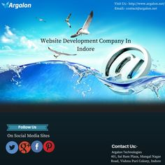 We at Argalon technologies are pioneer #WebsiteDevelopment Company In Indore, India. We do offer quality and professional website development services that includes Website designing & development via different platforms (Word press/PHP development, Ecommerce Website etc),Android app development, IOS App Development and many more. For further details please visit the provided links :- htttp://www.argalon.net