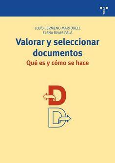 Valorar y seleccionar documentos