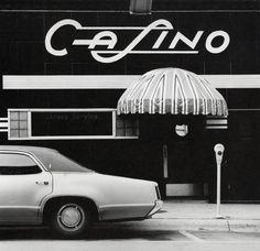 #casino #typography #old