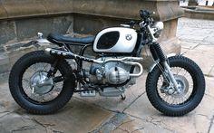 Bmw Street Tracker #motorcycles #StreetTracker #motos | caferacerpasion.com