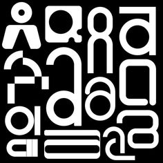 """Graphic Design & Other Stuff â""""¢ Typography Layout, Creative Typography, Typography Letters, Graphic Design Typography, Lettering, Type Design, Logo Design, Experimental Type, Typo Poster"""
