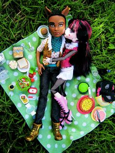 1000+ images about Coffin bean monster high on Pinterest | Monster ...