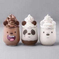50 Of Juice and Milkshake Pictures in 50 Glasses All Look Amazingly Beautiful – Delicious Food Kids – kids baking ideas Köstliche Desserts, Delicious Desserts, Dessert Recipes, Yummy Food, Disney Desserts, Korean Food Recipes, Healthy Recipes, Kreative Desserts, Cute Baking