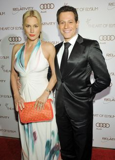 Alice Evans Photos - Actors Alice Evans and Ioan Gruffudd arrive at the 2012 Art of Elysium Heaven Gala at Union Station on January 2012 in Los Angeles, California. - 2012 Art of Elysium Heaven Gala - Red Carpet Hollywood Actresses, Actors & Actresses, Alice Evans, Ioan Gruffudd, Shocking News, Two Daughters, Celebs, Celebrities, Beautiful Couple