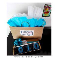 #BakeryPops utiliza nuestras bolsas para sus deliciosos productos! #SrtaCraffy