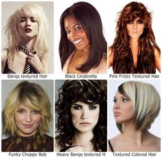 Find Hair Texture Easily,What's Yours ?! | Hairstyles |Hair Ideas |Updos