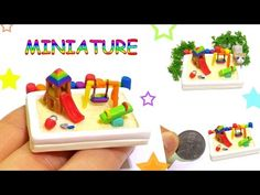 Miniature edible Ice Cream or Popsicle DIY (actually works!) - YolandaMeow♡ - YouTube