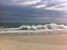 Beach walks are great. LBI is so peaceful off season.
