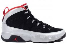 5292ef69e08 302370-012 Air Jordan Retro 9 Johnny Kilroy 2012 ( Black / Gym Red / Metallic  Platinum )